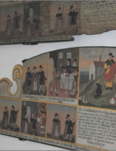 Dr. Alois Koch, Schwifting, Hünhnerwunder, Jakobstafel, Restaurierung, Legende