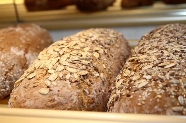 Vollkornbrote sind in der Bäckerei Fischer besonders gefragt.
